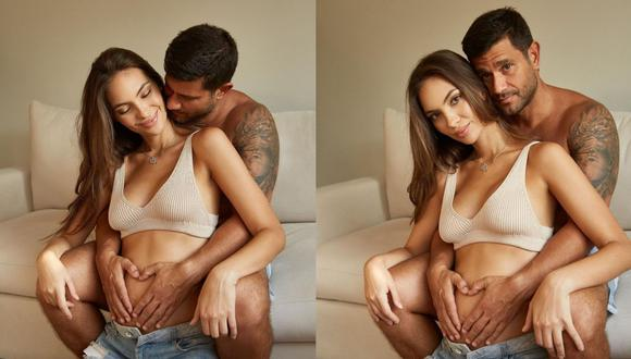 Natalie Vértiz cuenta cómo y cuándo se enteró que estaba embarazada. (Foto: @msperu)