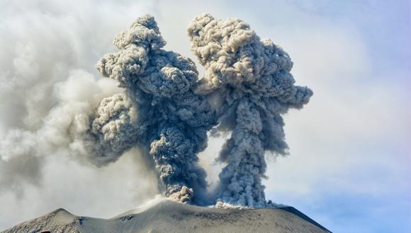 Entre el 7 de noviembre del 2019 y el 2 de noviembre del 2020, el Sabancaya generó 6.985 explosiones. (Foto: IGP)