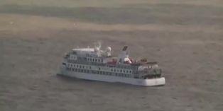 Coronavirus: vuelo humanitario evacuará el jueves a australianos de crucero varado en Uruguay