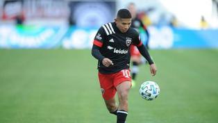 Edison Flores anotó su primer gol de la temporada y le dio la victoria al DC United en la MLS