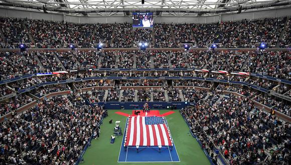 El US Open mantiene su calendario normal y planea disputarse con público. (Foto: REUTERS)