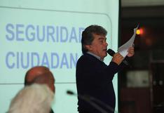 La Punta: alcalde Pío Salazar se encuentra hospitalizado