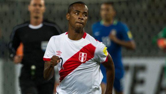 Nilson Loyola fue entrenado por Juan Reynoso en FBC Melgar. (Foto: AFP)