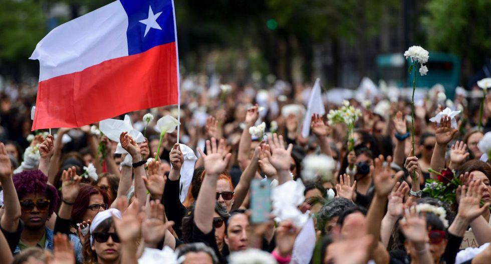 Este es el precio de la moneda estadounidense en Chile. (Foto: AFP)