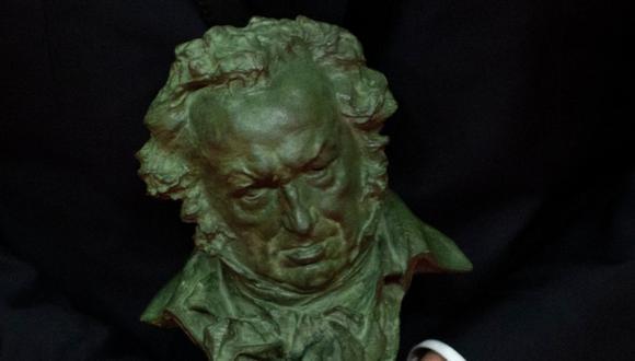 La 35 edición de los Premios Goya se celebrará el 6 de marzo en Málaga. (Foto: JORGE GUERRERO / AFP)