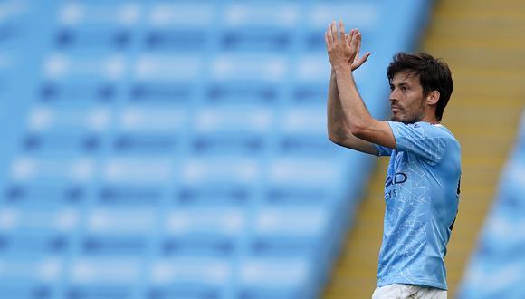 Silva ya conoce el club, ya que durante la temporada 2004-2005 jugó en el Eibar cedido por el Valencia, club que lo fichó a los 14 años y en el que militó hasta 2010. (Foto: AFP)