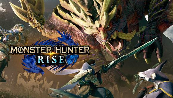 Monster Hunter Rise debuta el 26 de marzo. (Difusión)