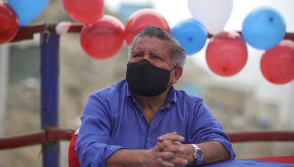 El partido liderado por César Acuña solicitó el retiro de la candidatura de Yeny Quispe ante el JEE de Puno. (Foto: Archivo de GEC)