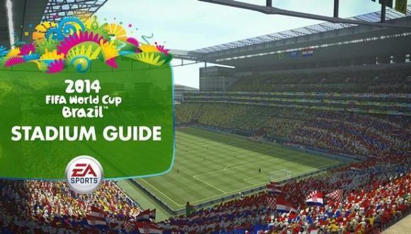 Reseña: 2014 FIFA World Cup Brazil