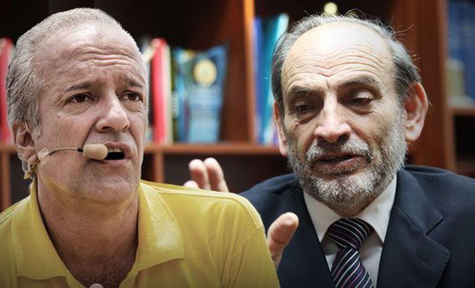 Yehude Simon y Guerra García enfrentados por denuncia de plagio