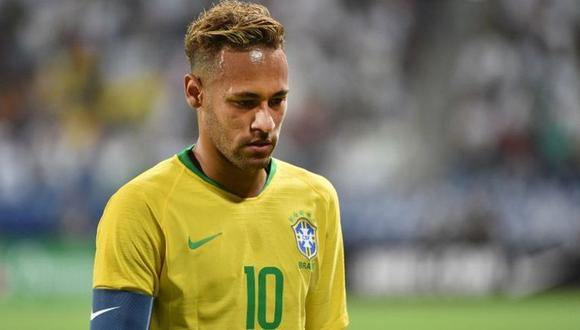 Ze Roberto se refirió sobre la actualidad de Neymar en el fútbol. Además, el ex futbolista afirmó que Brasil es el favorito para consagrarse en la Copa América 2019 (Foto: AFP)