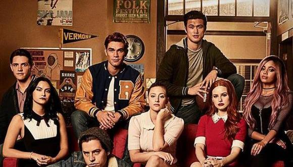 'Riverdale' es una de las series que ofrece Movistar +. (Foto: Instagram)