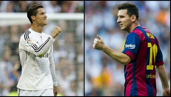 Cristiano y Messi encabezan lista de nominados al Balón de Oro