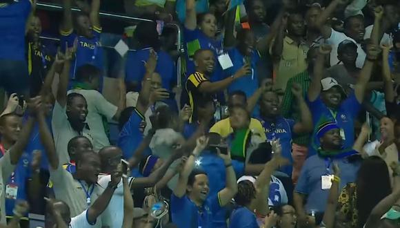 (Foto: captura de Pantalla/Facebook Total Africa Cup of Nations)