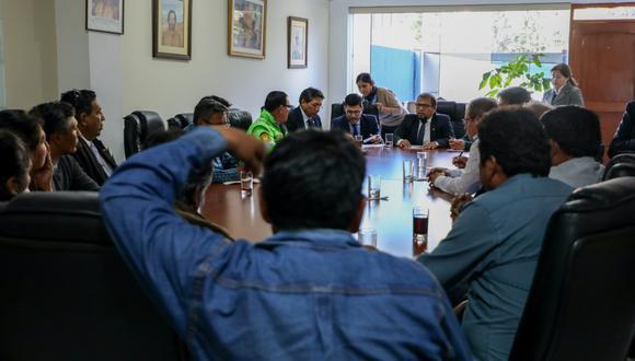 Tía María: dirigentes descartan tregua por aniversario de Arequipa