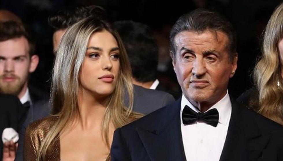 Sistine es la bella hija de 21 años del actor Sylvester Stallone.La joven es modelo y sigue los pasos de su padre en actuación. (Foto: Instagram)