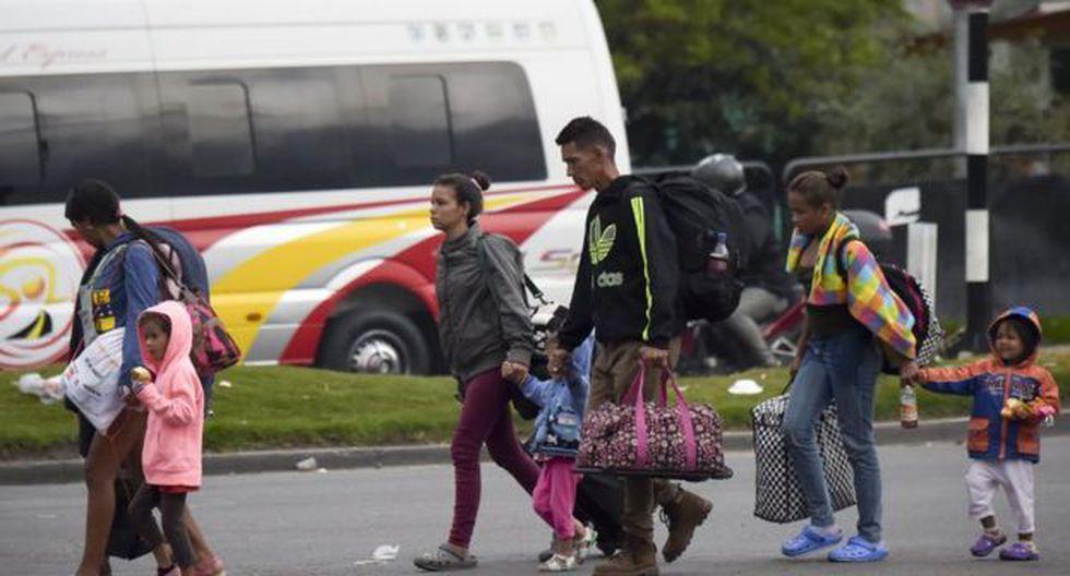 La crisis que vive Venezuela ha provocado que más de 5 millones de venezolanos dejen el país en busca de oportunidades en el exterior. (Foto: Getty Images vía BBC Mundo)