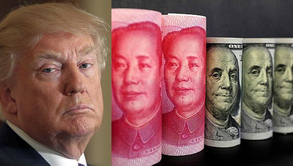 Donald Trump no calificará a China como manipulador de divisas