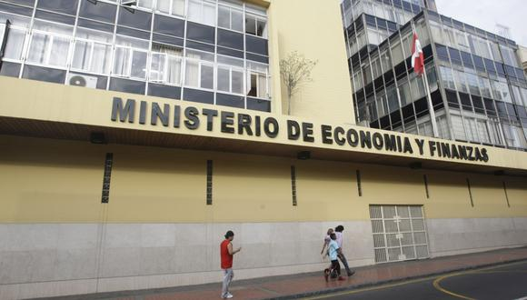 La emisión de los bonos soberanos se dieron a través de la creación de una nueva referencia: el Bono Soberano 2029. (Foto: GEC)