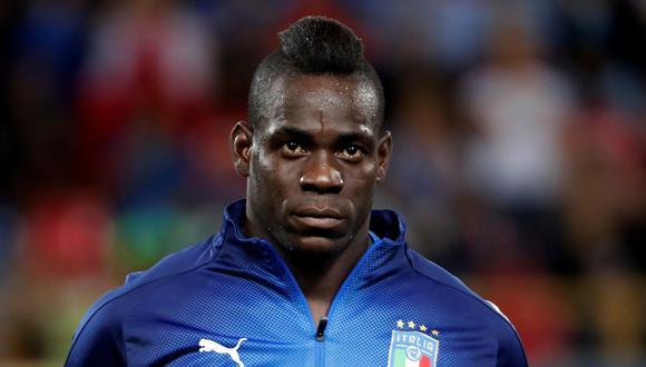 Mario Balotelli tuvo chances de sumarse al Olympique Marsella. (Foto: Reuters)