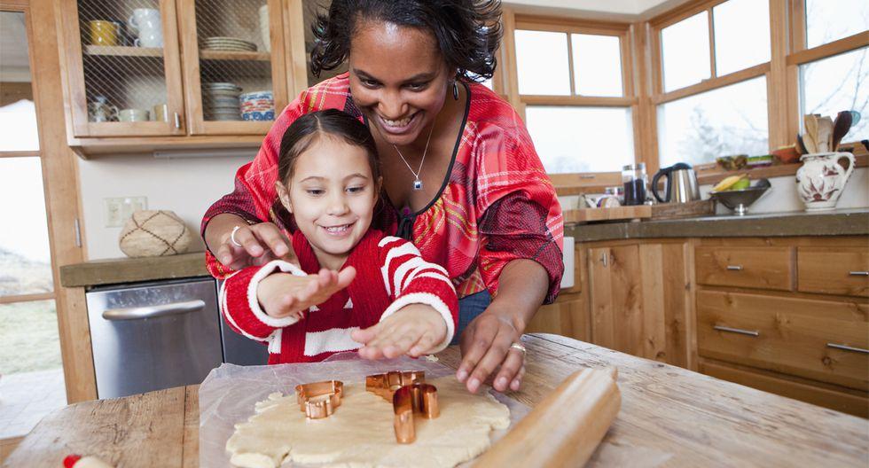 Cinco lecciones que tus hijos pueden aprender en esta Navidad