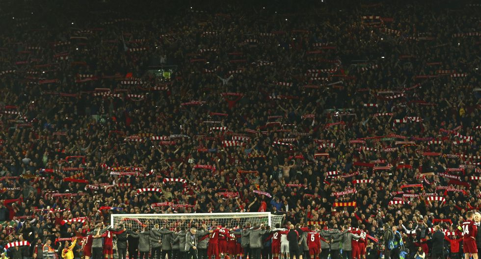Barcelona vs. Liverpool: mira las mejores imágenes de la semifinal de la Champions League. (Foto: AP)