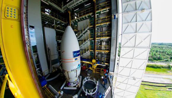 Europa lanzará su segundo satélite para observar la Tierra