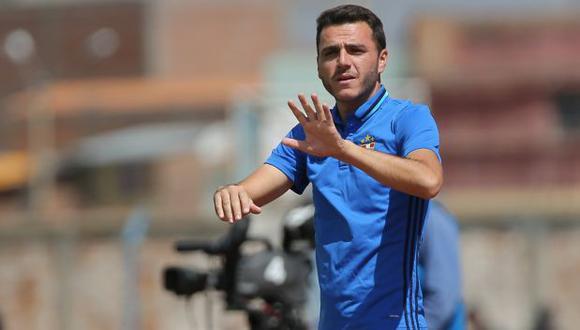 Mariano Soso será entrenador de Gimnasia y Esgrima de La Plata. (Foto: USI)