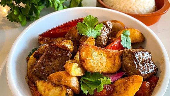 ¿Dónde encontrar el mejor lomo saltado? Con esta receta de La Gastronauta lo puedes hacer fácilmente en tu hogar. (La Gastronauta)