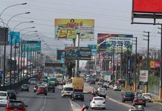 La mayoría de paneles publicitarios en Lima son informales   [INFORME]