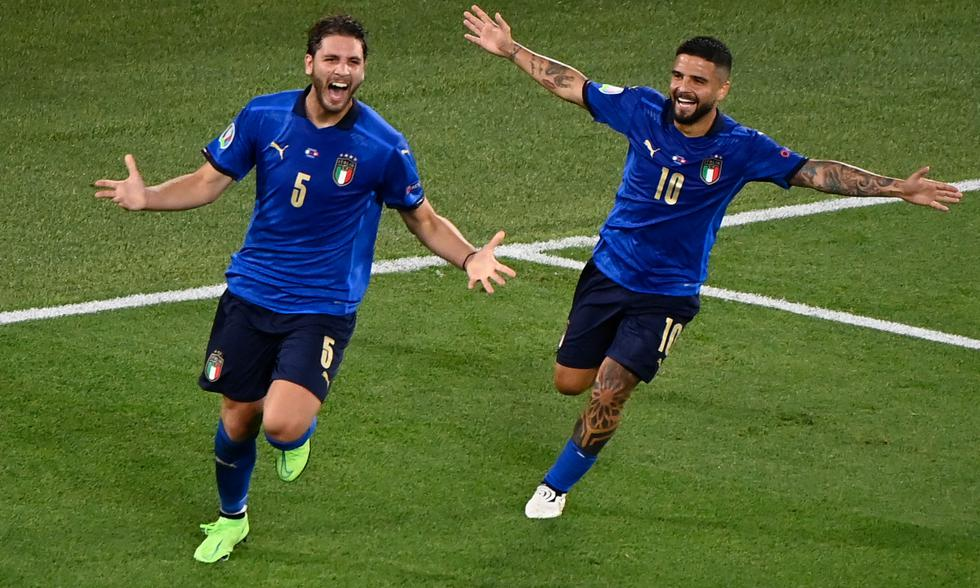 Italia enfrenta a Suiza por la jornada 2 de la Eurocopa 2021 desde el Olímpico de Roma   Foto: @Vivo_Azzurro