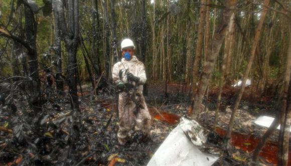 Mas de la mitad de barriles derramados en el año se vertieron en Urarinas (Foto:Archivo)