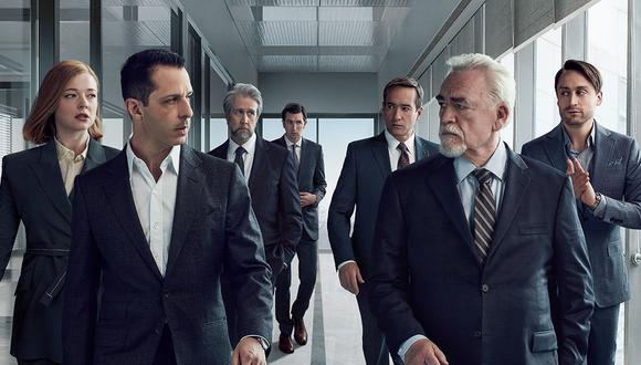 """La nueva temporada de """"Succession"""" verá un enfrentamiento entre integrantes de la familia Roy. (Foto: HBO)"""