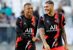 PSG vs. Niza EN VIVO y EN DIRECTO vía ESPN 2: con Kylian Mbappé y Mauro Icardi por la jornada 10° de la Ligue 1