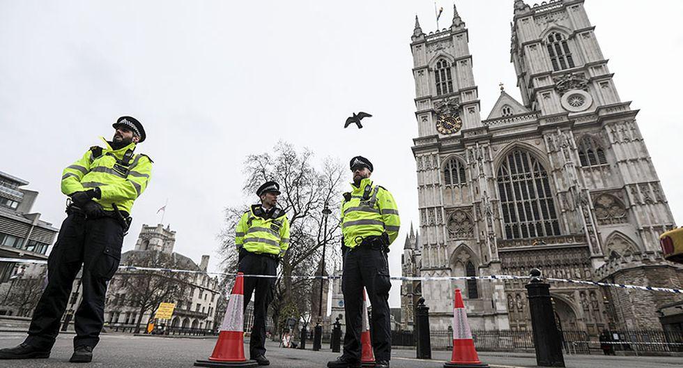 Calma en Londres al día siguiente del ataque terrorista - 5