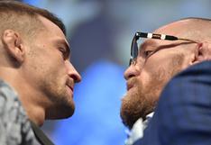 UFC 257, McGregor vs. Poirier 2:  ¿Quién es el favorito para las casas de apuestas?