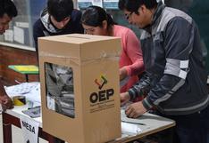 ¿Cómo se alista Bolivia para las elecciones presidenciales en tiempos de Covid-19?