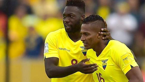Ecuador buscará frente a Perú despertar en las Eliminatorias Rusia 2018. (Foto: AFP)