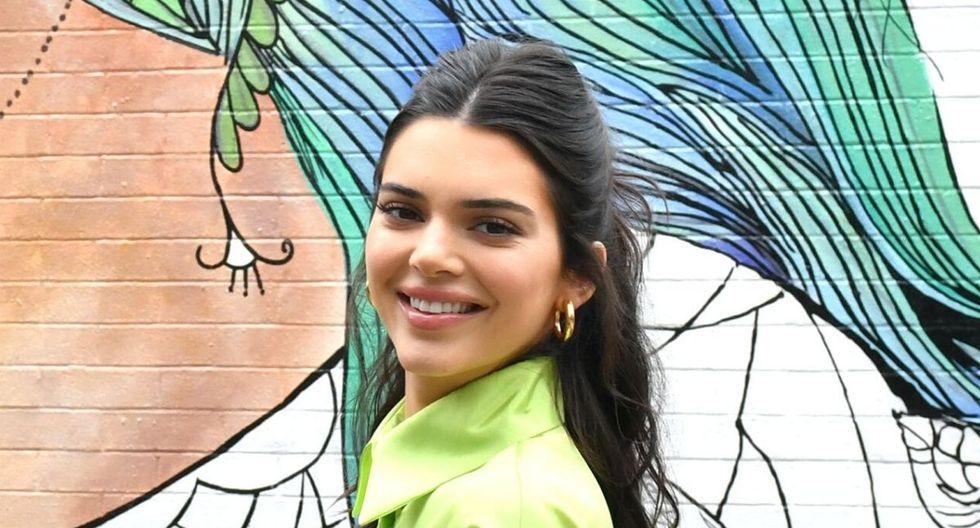 Las fotos que sube Kendall Jenner suelen volverse virales a una velocidad impresionante. (AFP)