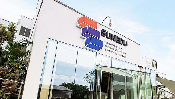 Comisión de Educación, Juventud y Deporte del Congreso de la República aseguró que respalda el accionar de la Sunedu. (Foto: Sunedu)