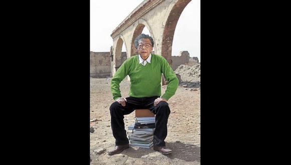 Escritor, músico, filósofo, pintor. Verástegui falleció a los 68 años por un paro cardíaco, un día después de haber dado un recital. [Foto: Rolly Reyna / archivo]