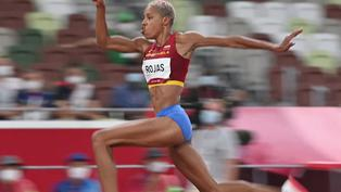Tokio-2020: Yulimar Rojas logra oro olímpico con récord mundial en triple salto