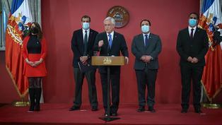 Presidente chileno declara estado de emergencia en sur del país por conflicto con mapuches