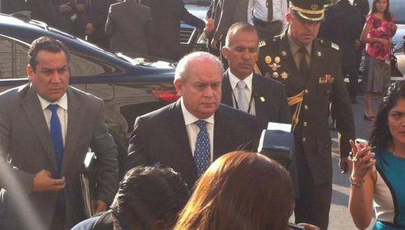 Tía María: dirigentes y alcaldes desairaron a primer ministro