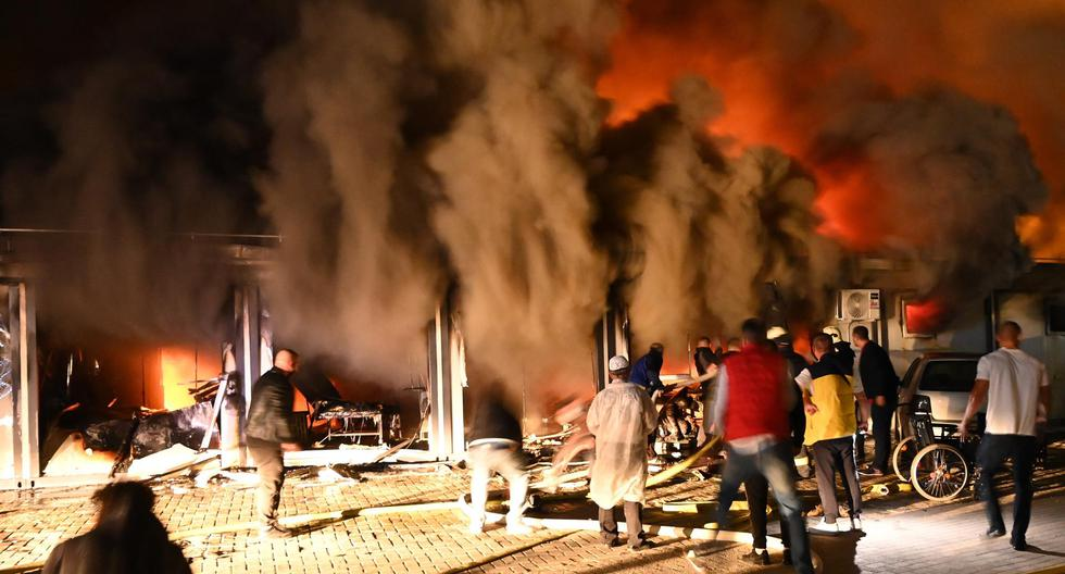 Tragedy in North Macedonia: at least 10 dead in fire at hospital for coronavirus patients
