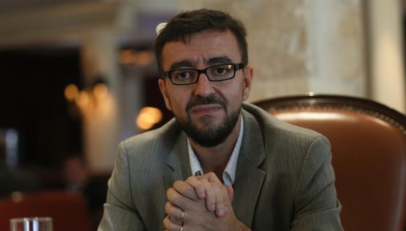 Mario Riorda aborda los mitos sobre las redes en las campañas. (Foto: Miguel Bellido/ Archivo)