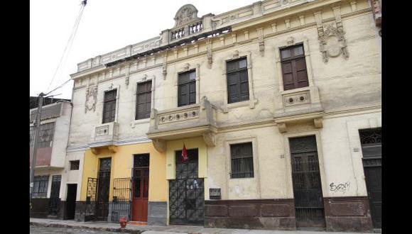 Municipio de Lima plantea salvar casonas con compensaciones
