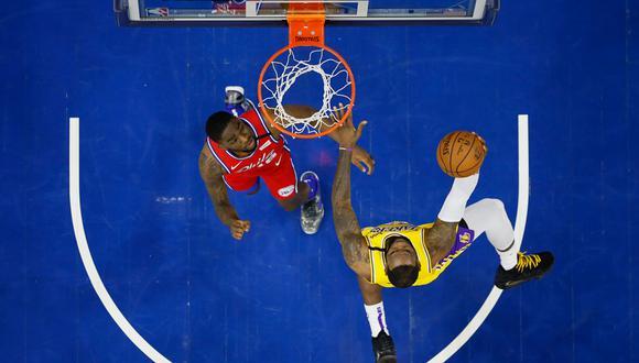 La NBA terminará la temporada 2019/20 en Disney   Foto: AP