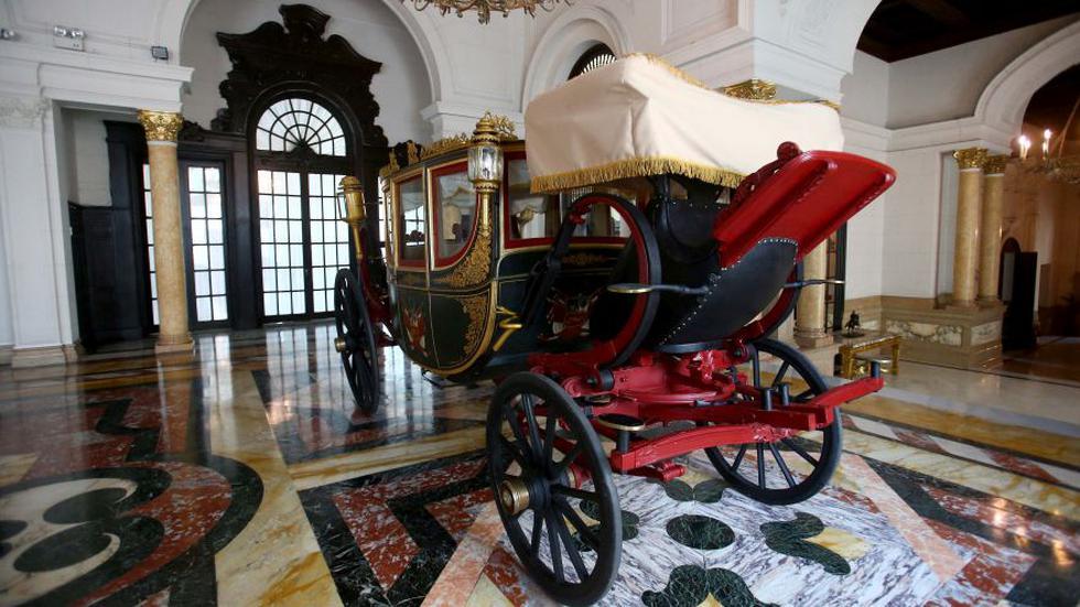 Carruajes presidenciales regresaron a Palacio [FOTOS] - 8