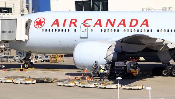 Air Canada suspende sus operaciones en Venezuela